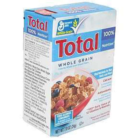 Picture of General Mills Total Cereal (box) (24 Units)