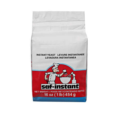 Picture of Saf-Instant Instant Yeast  1 Lb Package