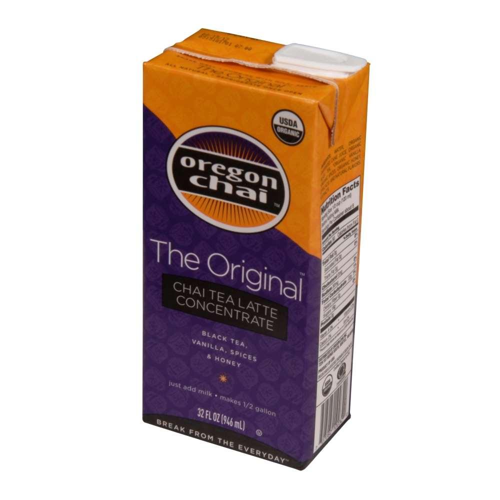 Oregon Chai Chai Tea 32 Fl Oz Bottle-Cartnut.com