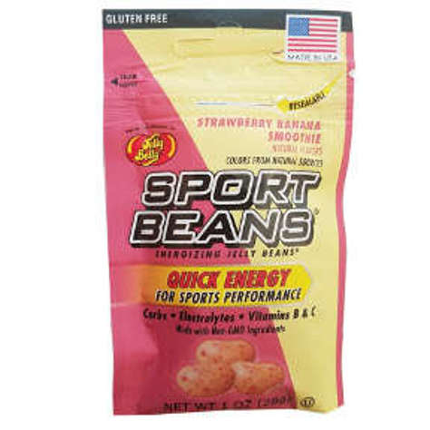 Picture of Jelly Belly Sport Beans Strawberry Banana Smoothie Flavor (19 Units)