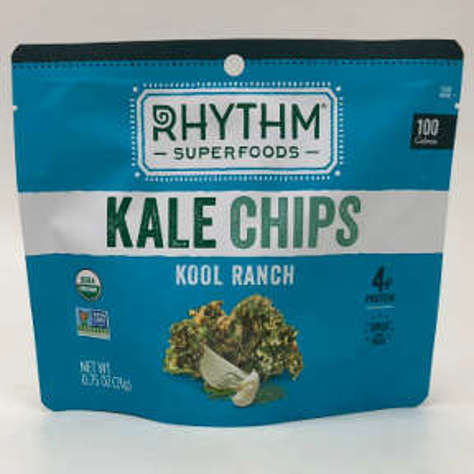 Picture of Rhythm Superfoods Kale Chips - Kool Ranch (10 Units)
