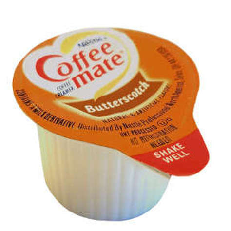 Picture of Nestle Coffeemate Butterscotch Coffee Creamer (114 Units)