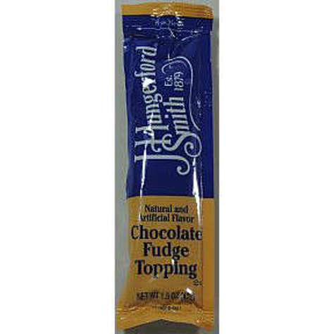 Picture of J. Hungerford Smith Chocolate Fudge Topping (29 Units)
