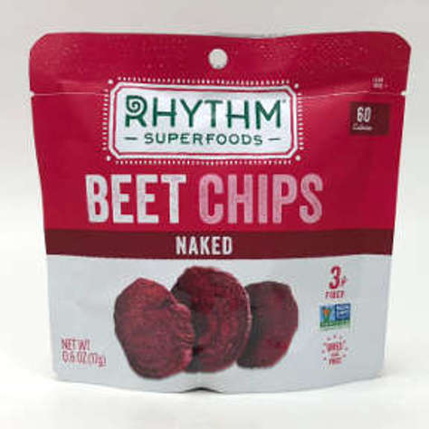 Picture of Rhythm Superfoods Beet Chips - Naked (10 Units)