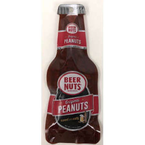 Picture of Beer Nuts Original Peanuts Beer Bottle Bag - 1.75 oz. (17 Units)