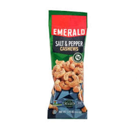 Picture of Emerald Salt & Pepper Cashews (14 Units)