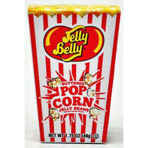 Picture of Jelly Belly Buttered Popcorn Jelly Beans (11 Units)