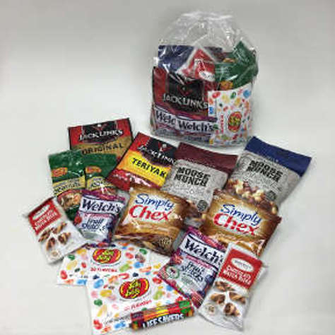 Picture of Entertainment Eats Snack Pack for 2 (1 Units)