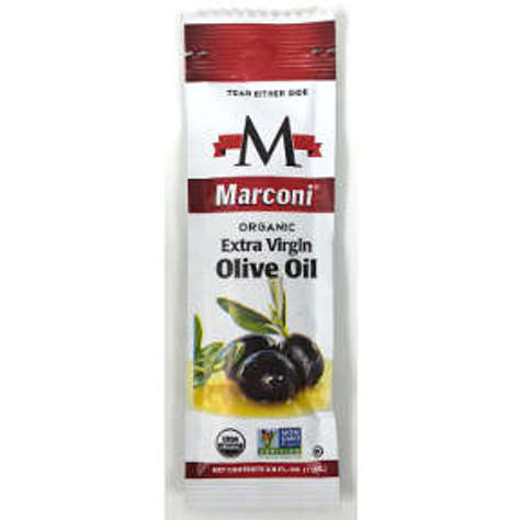 Picture of Marconi Organic Extra Virgin Olive Oil - packet (57 Units)