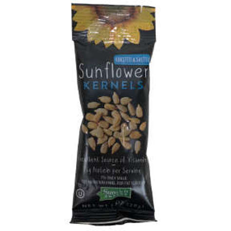 Picture of Sunrich Snacks Sunflower Kernels - Roasted & Salted (47 Units)