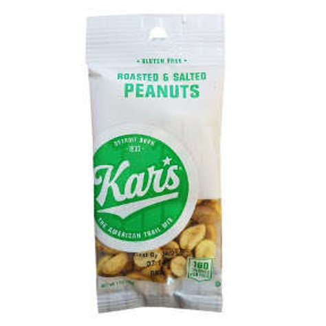 Picture of Kar's Roasted Salted Peanuts (52 Units)