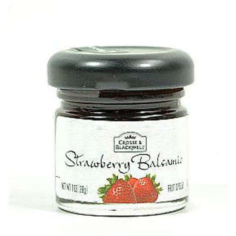 Picture of Crosse & Blackwell Strawberry Balsamic Fruit Spread (23 Units)
