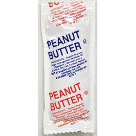 Picture of Diamond Crystal Peanut Butter (.5 oz pouch) (114 Units)