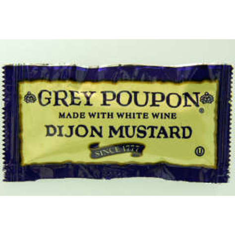Picture of Grey Poupon Dijon Mustard (132 Units)