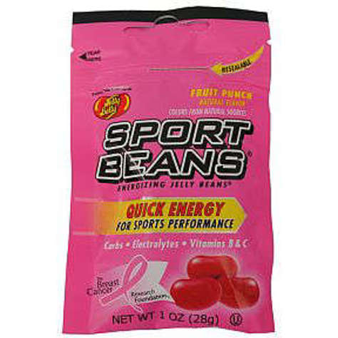 Picture of Jelly Belly Sport Beans - Fruit Punch flavor (19 Units)