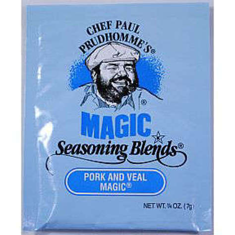 Picture of Chef Paul Prudhommes Magic Seasoning Blends - Pork and Veal Magic (69 Units)