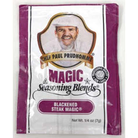 Picture of Chef Paul Prudhommes Magic Seasoning Blends - Blackened Steak Magic (69 Units)