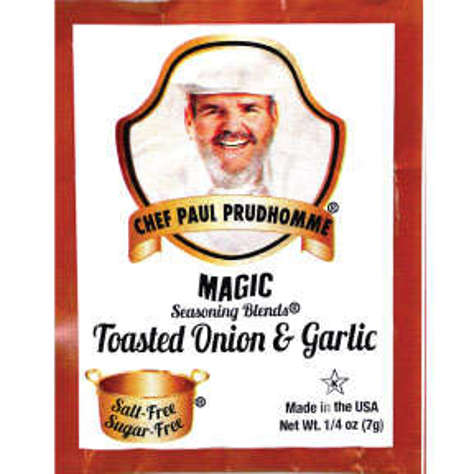 Picture of Chef Paul Prudhommes Magic Seasoning Blends - Toasted Onion & Garlic (69 Units)