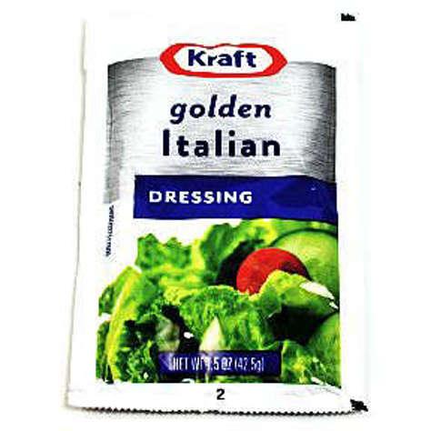 Picture of Kraft Golden Italian Dressing (1.5 oz) (38 Units)