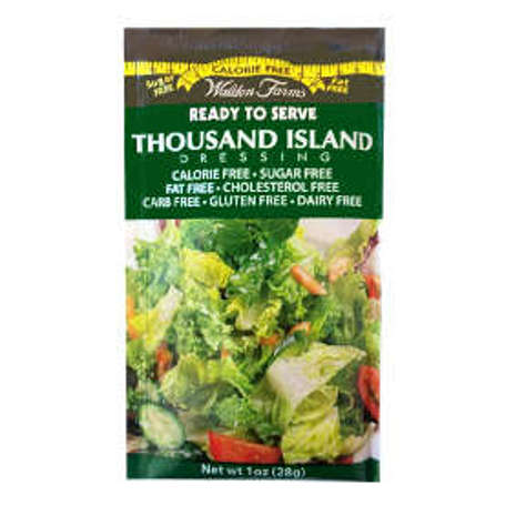 Picture of Walden Farms Thousand Island Dressing (25 Units)
