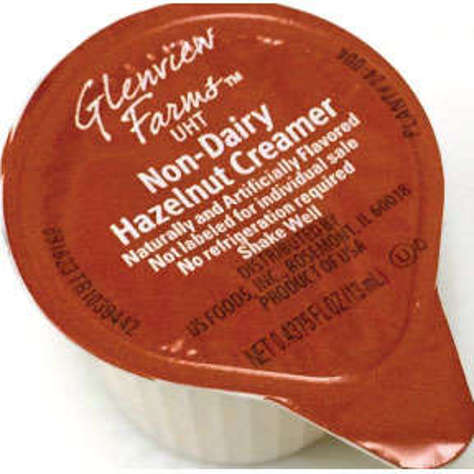 Picture of Glenview Farms Non-Dairy Hazelnut Creamer (132 Units)