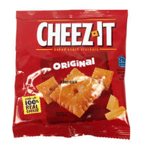 Picture of Cheez-It Baked Snack Crackers Original (38 Units)