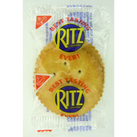 Picture of Nabisco Ritz Crackers - 2 pack (125 Units)