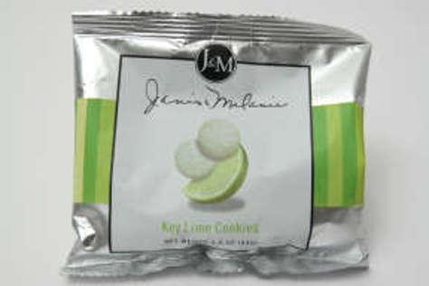 Picture of J&M; Key Lime (mini) Cookies (10 Units)