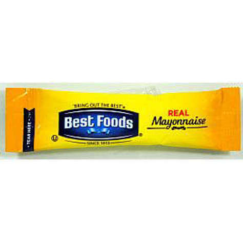 Picture of Best Foods Mayonnaise (96 Units)