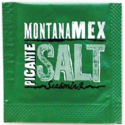 Picture of Montana Mex Picante Salt Packet (96 Units)