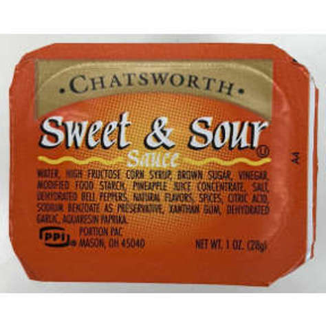 Picture of Chatsworth Sweet & Sour Sauce Cup (58 Units)