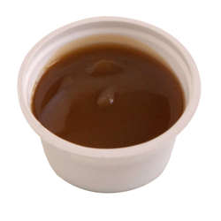 Picture of Brite Harbor Caramel Dip, Cup, 1 Ounce, 1 Ct Package, 140/Case