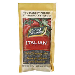 Picture of Good Seasons Italian Dressing Mix, 7.6 Oz Package, 12/Case