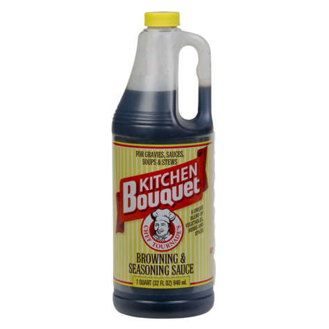 Picture of Kitchen Bouquet Browning & Seasoning Sauce, 1 Qt, 12/Case