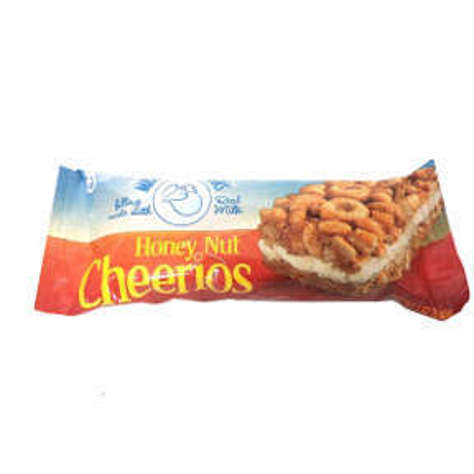 Picture of General Mills Honey Nut Cheerios Milk 'n Cereal Bar (23 Units)