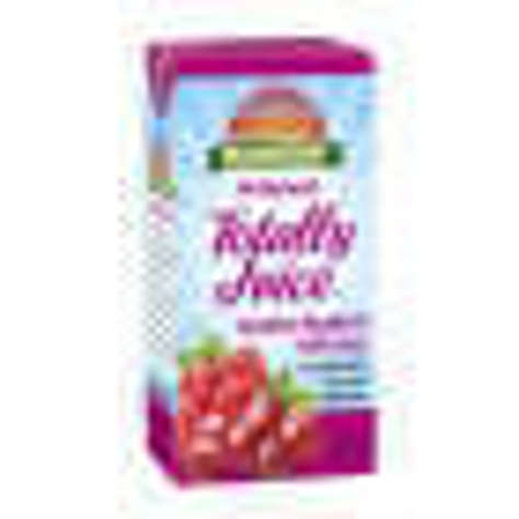 Picture of Suncup 100% Juice Cranberry Raspberry Juice Box, Shelf-Stable, Single-Serve, 4.23 Fl Oz Each, 40/Case