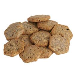 Picture of Grandmas Blueberry Vanilla Snack Bites, Mini, 1 Oz Bag, 80/Case
