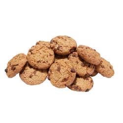 Picture of Grandmas Mini Chocolate Chip Cookies, Whole Grain, Shelf-Stable, Single-Serve, 1.22 Oz Bag, 80/Case