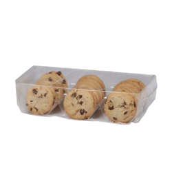 Picture of Keebler Old-Fashioned Chocolate Chip Cookies, Shelf-Stable, 10 Lb Package, 1/Case