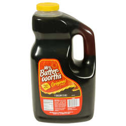 Picture of Mrs. Butterworth Maple-Flavored Syrup, 1 Gal, 4/Case